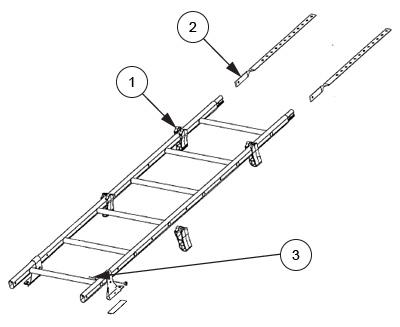 Лестница для крыши своими руками чертежи 262